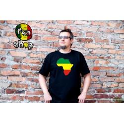 Koszulka Afrika