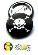 Przypinka Pirat