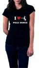 I love POLE DANCE